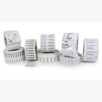 Zebra Sample Labels