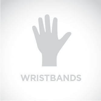 Zebra Desktop Wristbands