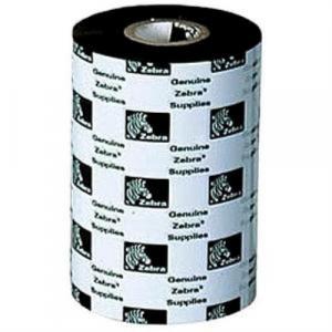 Zebra, thermisch transfer lint, wax, 110mm