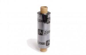 Zebra ZipShip 2300, thermisch transfer lint, wax, 110mm