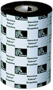 Zebra ZipShip 3400, thermisch transfer lint, wax/hars, 89mm