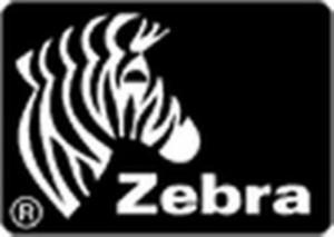 Zebra TT RIBBON RED 110MM 50M SAMPLE