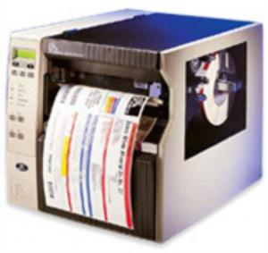 Zebra 220Xi4, 8 dots/mm (203 dpi), ZPLII, multi-IF, printserver (ethernet)