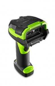 Zebra LI3608-ER, 1D, ER, multi-IF, kabel (USB), zwart, groen