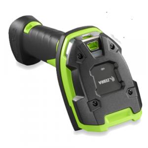 Zebra LI3608-SR, 1D, SR, multi-IF, kabel (USB), zwart, groen