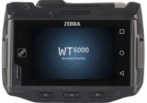 Zebra WT6000, USB, BT, WLAN, NFC, disp., Android