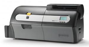 Zebra ZXP Serie 7, dubbelzijdig, 12 dots/mm (300 dpi), USB, Ethernet, MSR