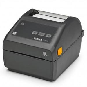 Zebra ZD420d Healthcare, 8 dots/mm (203 dpi), RTC, EPLII, ZPLII, USB, Ethernet, wit
