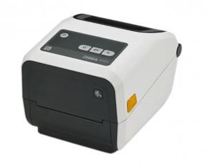 Zebra ZD420t Healthcare, 8 dots/mm (203 dpi), MS, RTC, EPLII, ZPLII, USB, BT (BLE), Ethernet, white