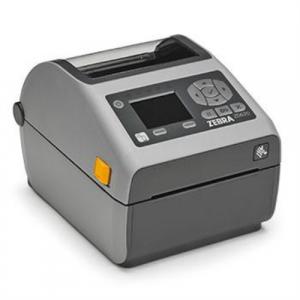 Zebra ZD620d, 8 dots/mm (203 dpi), RTC, EPLII, ZPLII, USB, RS232, BT, Ethernet, WLAN