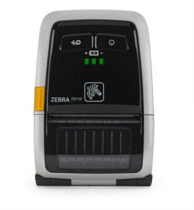 Zebra ZQ110, 8 dots/mm (203 dpi), USB, WLAN